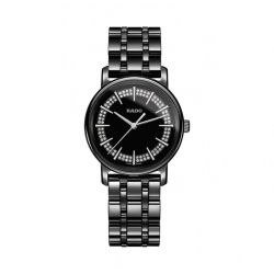 Rado-R14063727-Womens-Diamaster-Black-Quartz-Watch