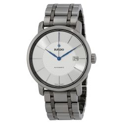 Rado-R14074132-Mens-Diamaster-XL-Silver-Automatic-Watch