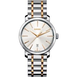 Rado-R14078103-Mens-Diamaster-XL-Silver-Quartz-Watch