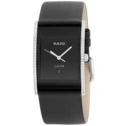 Rado-R20757155-Womens-Jubile-Black-Quartz-Watch