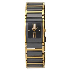 Rado-R20789762-Womens-Integral-Jubilee--Black-Quartz-Watch