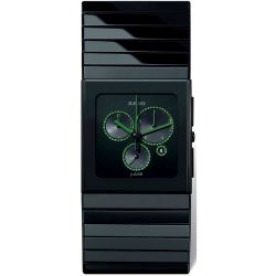 Rado-R21714742-Mens-Ceramica-Black-Quartz-Watch