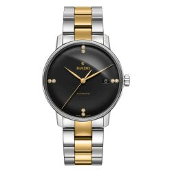 Rado-R22860712-Mens-Coupole-Black-Automatic-Watch