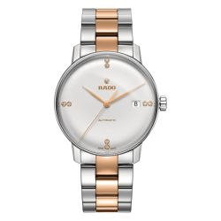 Rado-R22860722-Mens-Coupole-Silver-Automatic-Watch