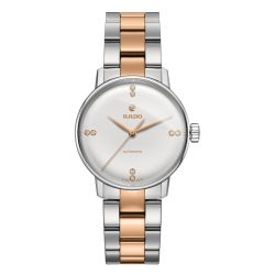 Rado-R22862722-Womens-Coupole-Classic--White-Automatic-Watch