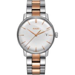 Rado-R22864022-Mens-Coupole-Classic--Silver-Quartz-Watch
