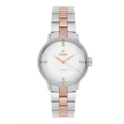 Rado-R22875722-Womens-Coupole-Classic-White-Automatic-Watch