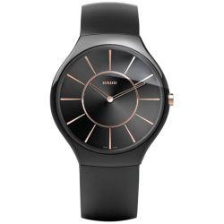 Rado-R27741159-Mens-True-Ceramic-Black-Quartz-Watch