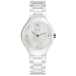 Rado-R27958902-Womens-True-Thinline-White-Quartz-Watch
