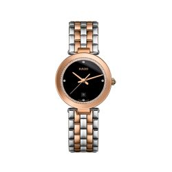 Rado-R48873173-Womens-Florence--Black-Quartz-Watch