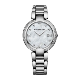 Raymond-Weil-1600-STS-00995-Womens-Shine-White-Mother-of-Pearl-Quartz-Watch