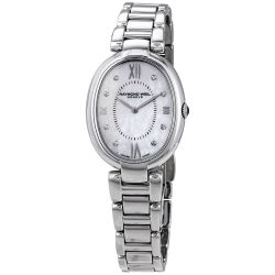 Raymond-Weil-1700-ST-00995-Womens-Shine-Mother-of-Pearl-Quartz-Watch