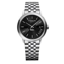 Raymond-Weil-2237-ST-BEAT2-Mens-Maestro-Black-Automatic-Watch