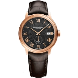 Raymond-Weil-2238-PC5-00209-Mens-Maestro-Black-Automatic-Watch