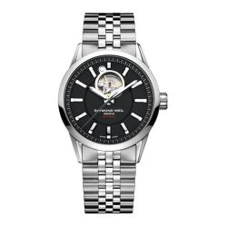 Raymond-Weil--2710-ST-20001-Mens-Freelancer--Black-Automatic-Watch