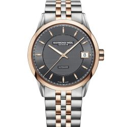 Raymond-Weil--2740-SP5-60021-Mens-Freelancer--Gray-Automatic-Watch