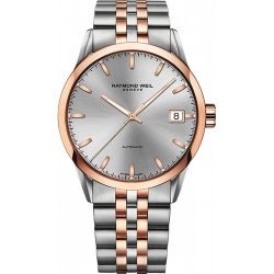 Raymond-Weil--2740-SP5-65011-Mens-Freelancer--Silver-Automatic-Watch