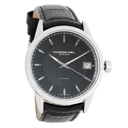 Raymond-Weil--2740-STC-20021-Mens-Freelancer--Black-Automatic-Watch