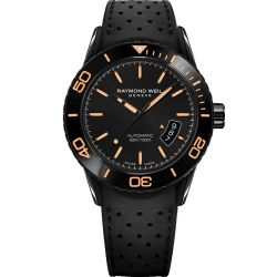 Raymond-Weil-2760-SB2-20001-Mens-Freelancer-Black-Automatic--Watch