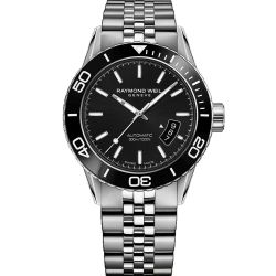 Raymond-Weil-2760-ST1-20001-Mens-Freelancer-Black-Automatic-Watch