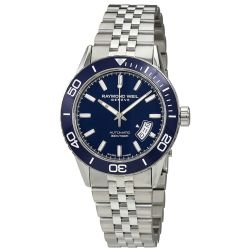 Raymond-Weil-2760-ST3-50001-Mens-Freelancer--Blue--Automatic--Watch