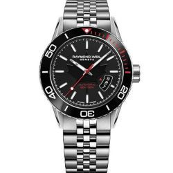 Raymond-Weil--2760-ST5-CA150-Mens-Freelancer--Silver-Automatic-Watch
