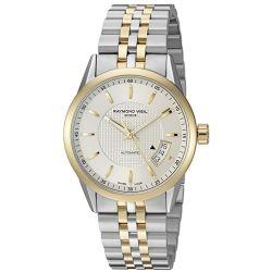Raymond-Weil-2770-STP-65021-Mens-Freelancer-Silver-Automatic-Watch