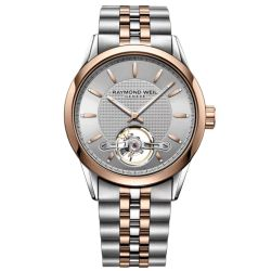 Raymond-Weil-2780-SP5-65001-Mens-Freelancer-Silver-Automatic-Watch