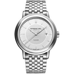 Raymond-Weil--2847-ST-30001-Mens-Maestro-Silver-Automatic-Watch