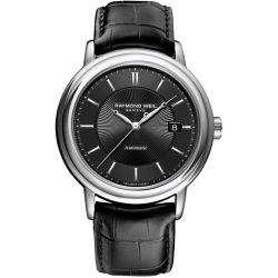 Raymond-Weil--2847-STC-20001-Mens-Maestro-Black-Automatic-Watch