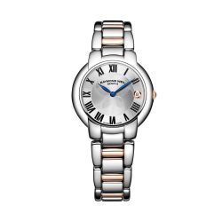 Raymond-Weil--2935-S5-01659-Womens-Jasmine-Two-Tone-Automatic-Watch