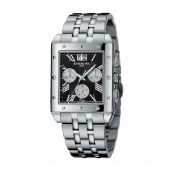 Raymond-Weil-4881-ST-00209-Mens-Tango-Black-Quartz-Watch