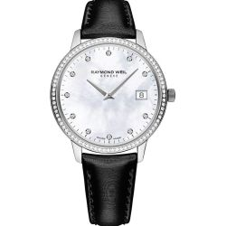 Raymond-Weil--5388-SLS-97081-Womens-Toccata--Mother-of-pearl-Quartz-Watch