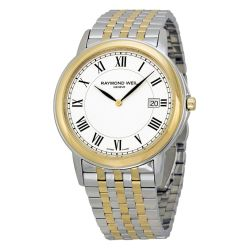 Raymond-Weil-5466-STP-00300-Mens-Tradition-White-Quartz-Watch