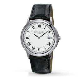 Raymond-Weil-54661-STC-00300-Mens-Tradition-White----Quartz-Watch