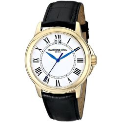 Raymond-Weil-5476-P-00300-Mens-Tradition-White-Quartz-Watch