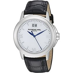 Raymond-Weil-5576-ST-00307-Mens-Tradition-White-Quartz-Watch