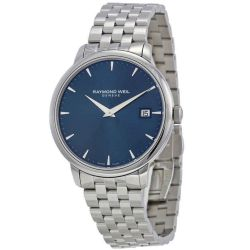 Raymond-Weil-5588-ST-50001-Mens-Toccata-Blue-Quartz-Watch