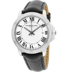 Raymond-Weil-5591-L1-00300-Mens-Tango-White-Quartz-Watch