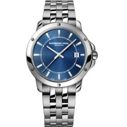 Raymond-Weil--5591-ST-50001-Mens-Tango-Blue-Quartz-Watch