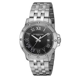 Raymond-Weil-5599-ST-00608-Mens-Tango-Black-Quartz-Watch