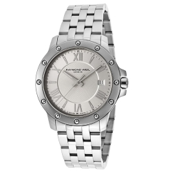 Raymond-Weil-5599-ST-00657-Mens-Tango-Silver-Quartz-Watch