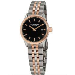 Raymond-Weil-5629-SP5-20021-Womens-Freelancer-Black-Quartz-Watch