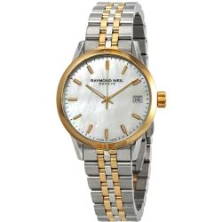 Raymond-Weil-5634-STP-97021-Womens-Freelancer-White-Quartz-Watch