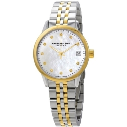 Raymond-Weil-5634-STP-97081-Womens-Freelancer-White-Quartz-Watch