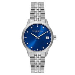 Raymond-Weil--5650-ST-CARA1-Womens-Freelancer--Blue-Quartz-Watch