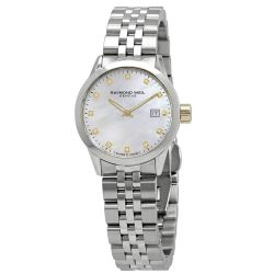 Raymond-Weil-5660-STG-97081-Womens-Freelancer-Mother-of-Pearl-Quartz-Watch