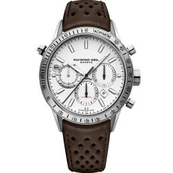 Raymond-Weil-7740-STC-30001-Mens-Freelancer--White-Automatic-Watch