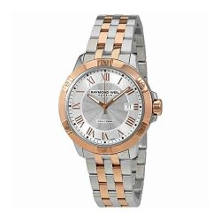 Raymond-Weil--8160-SP5-00658-Mens-Tango-Silver-Quartz-Watch