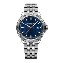 Raymond-Weil--8160-ST2-50001-Mens-Tango-Blue-Quartz-Watch